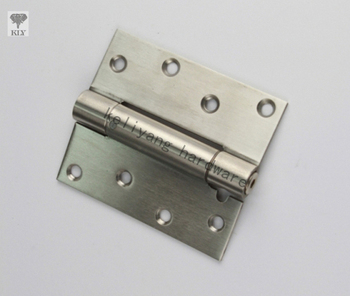 4inch Single Action Spring Hinges, Adjustable Tension Hinges