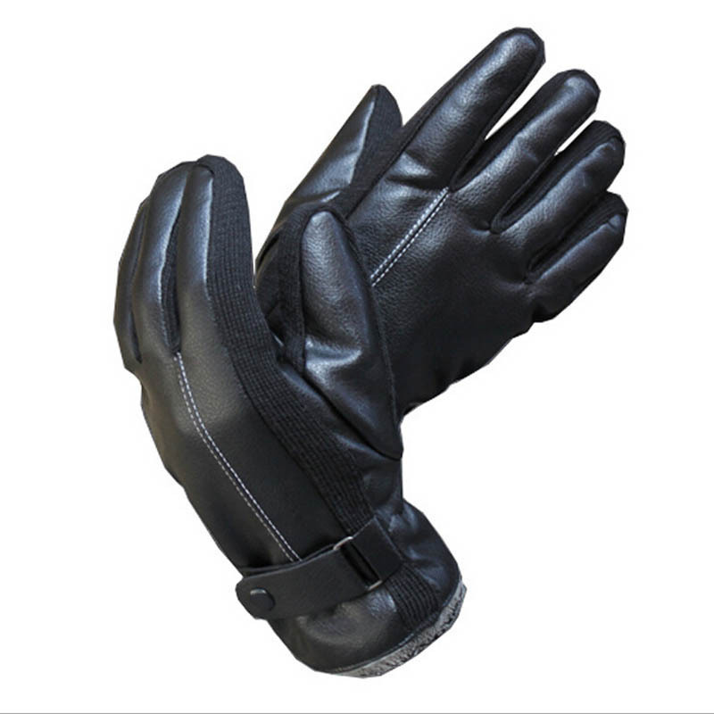 Leather Gloves For Men Winter Winter Gloves Men 2015 Hot