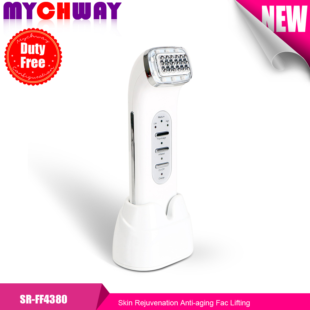 how to use infrared massager