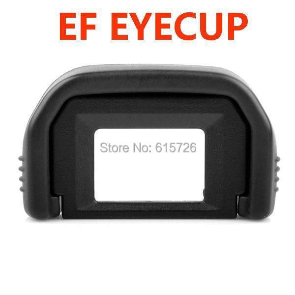 EF Rubber Eye Cup Eyepiece Eyecup for Canon 650D 600D 550D 500D 450D 1100D 1000D 400D