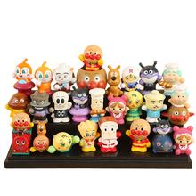 26 pcs/set Japan Anime Anpanman Bread Superman Gashapon Toys Models PVC Anpanman Action Figure Creative Kits Toys For Children