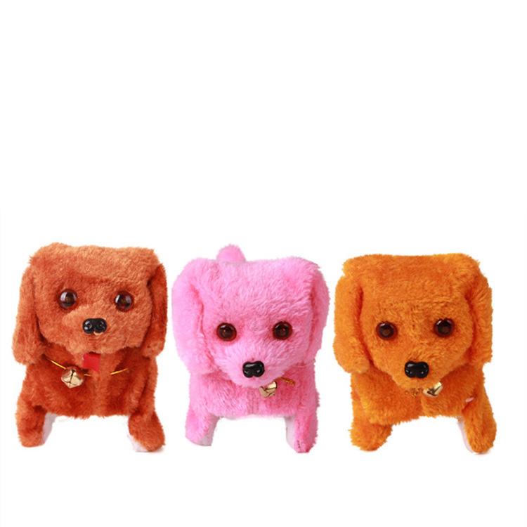 Electronic Toy Dog For Kids Electronic Pet Dog Plush Toy