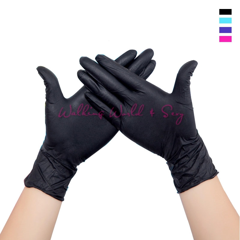 Gloves for anal