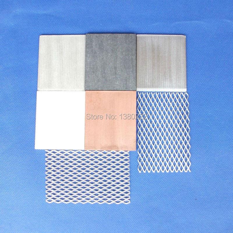 Phosphor Copper anode Free shipping Phosphor Copper anode Hull cell test Phosphor Copper anode(China (Mainland))