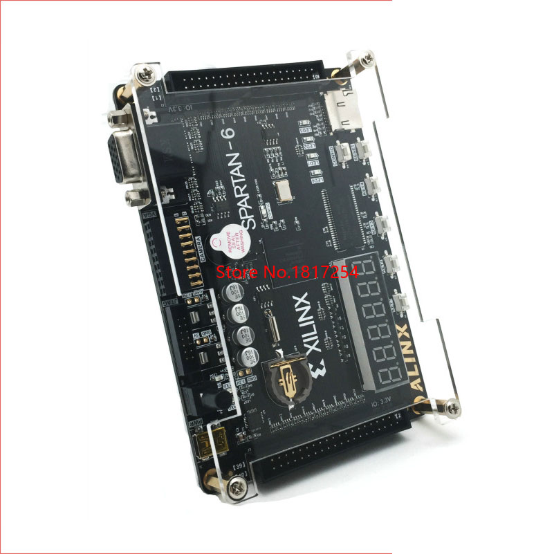 XILINX FPGA Development Board SPARTAN6 XC6SLX9 256M SDRAM 16M FLASH 3.3V(China (Mainland))