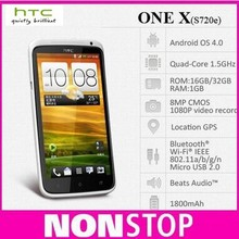 Original HTC One X XL S720e Quad-core Android4.0  4.7''TouchScreen 8MP camera Unlocked Cell Phone In Stock Free Shipping(China (Mainland))