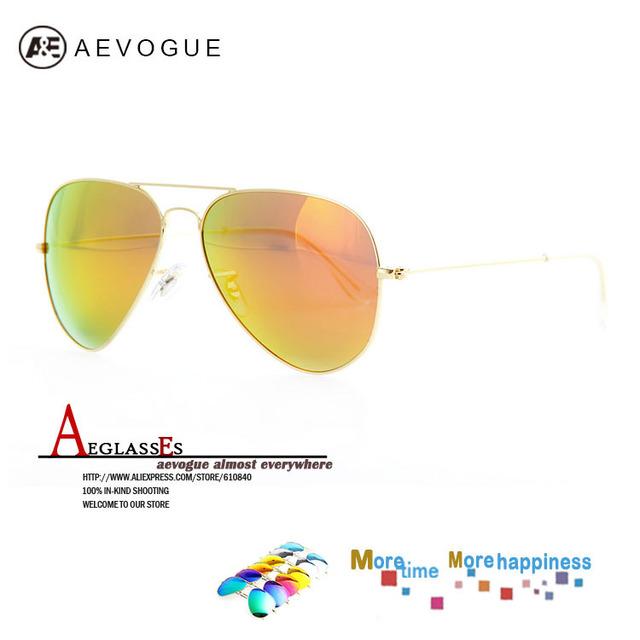Aevogue бесплатная доставка очки марка поляризованных солнцезащитных очков мужчины мода жк-поляроид очки солнцезащитные очки цвета линзы AE0115