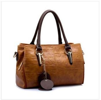 New 2013 Fashion POLO brand bag Genuine Leather handbag women leather handbags Shoulder Bag women messenger bag freeshipping!