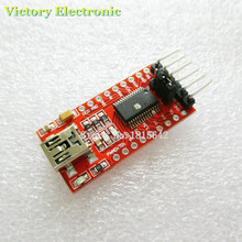FT232RL FTDI USB 3.3V 5.5V to TTL Serial Adapter Module Mini Port Wholesale Electronic