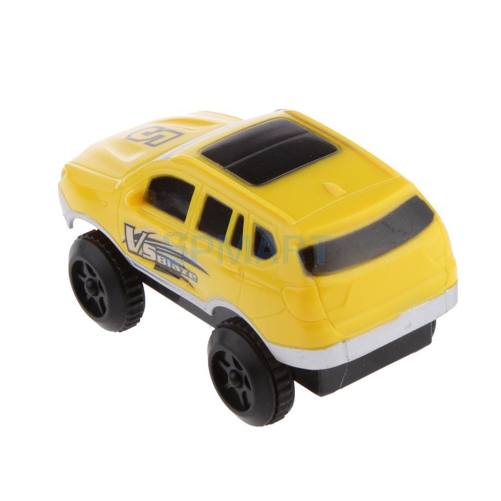 DIY Rail Toy Car Mini Electric Car Race Car Toy Vehicle Kids Toy Gift(China (Mainland))