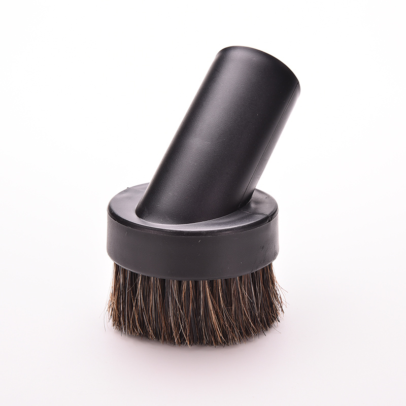 1Pcs 32mm Round Horse Hair Vacuum Cleaner Attachment Cleaning Brushes Dusting Brush Dust Tool Wholesale(China (Mainland))