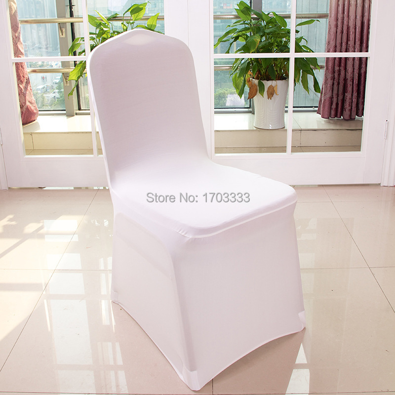 wedding chair covers for weddings banquet folding hotel decoration