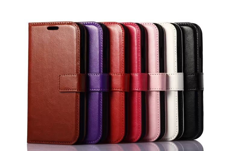 6/6s Luxury Wallet Leather Case For Apple Iphone 6 6s Stand Style Phone Bag Cover With Photo Slot Cases(China (Mainland))