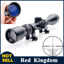 Buy 3-9x40 Hunting Scope Riflescope Mil Dot Air Air Riflescope Gun riflescope/Air Optics Sniper Hunting Scope 20mm Rail Mount for $25.99 in AliExpress store