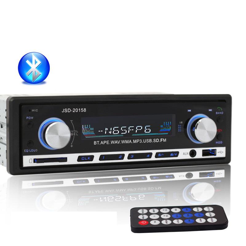 car radio autoradio audio stereo coche radios para autos bluetooth auto mp3 estereo para usb sd automotivo 1 din player poste(China (Mainland))