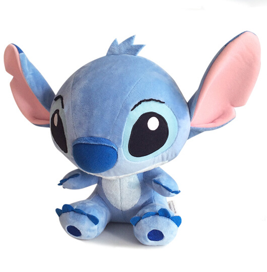 40CM New Arrival Cute Cartoon Lilo and Stitch Plush Toy Doll Stuffed Toys Dolls Factory Price NTP0013(China (Mainland))