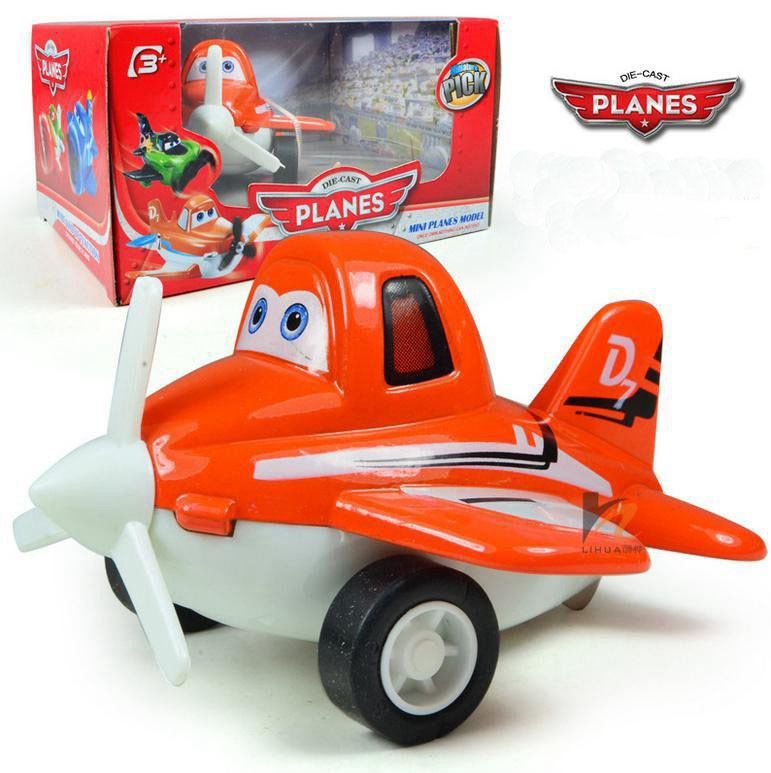 Cute Metal Alloy Dusty Planes Model Diecast, with Retail Box Gift for Children(China (Mainland))