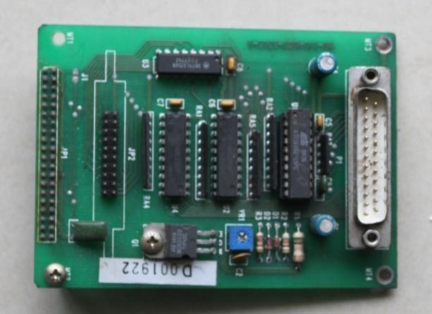 Injection molding machine motherboard wm-inj4lcd-8303-a injection molding machine pc board