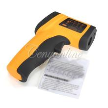 GM550 Digital LCD Back IR Laser Infrared Thermometer Themperature Measurement Electronic Point Gun Non-Contact -50 To 550 degree(China (Mainland))