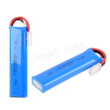 Buy 1pcs RC LiPo Battery 7.2V 7.4V 3000mAh 20C Max 30C 2S 2Cells RC LiPo Li-Poly Battery Rc Boat Rc Helicopter for $11.92 in AliExpress store