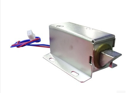 Electronic door lock12V / 24V small electric locks cabinet locks drawer small electric lock rfid access control(China (Mainland))