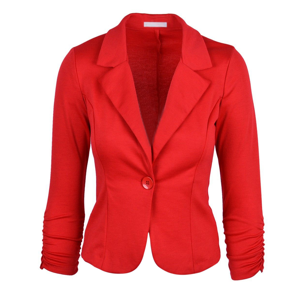 Popular Red Blazer Women-Buy Cheap Red Blazer Women Lots From China Red Blazer Women Suppliers ...