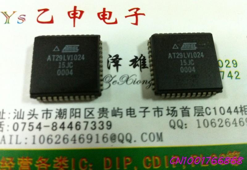 Здесь можно купить  Free shipping 10PCS Good quality  AT29LV1024-15JC   in stock  Электронные компоненты и материалы