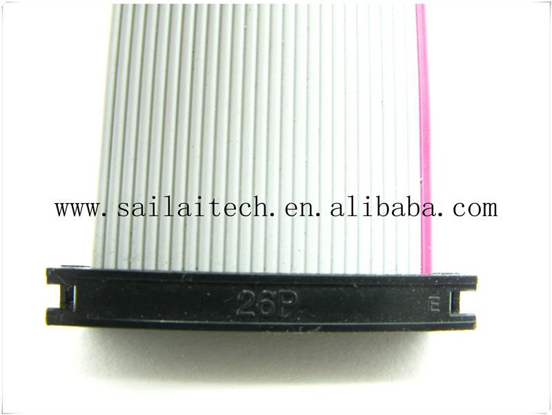 Cheaper price! 26pin line printhead cable for konica head printer (2)
