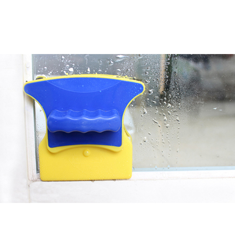 Magnetic Window Wizard Double Side Glass Wiper Cleaner/magnetic window cleaner window cleaner(China (Mainland))