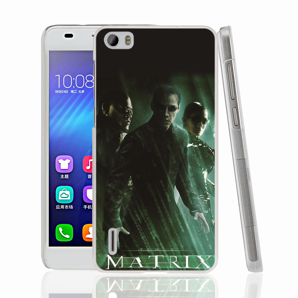 08844 The Matrix Revolutions cell phone Cover Case for huawei honor 3C 4A 4X 4C 5X 6 7(China (Mainland))