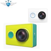 Original Xiaomi Sports Camera Mi Yi Action Camera  WiFi 16MP 1080P 155 Degree Wide Lens Bluetooth 40M Diving Out Sports DV