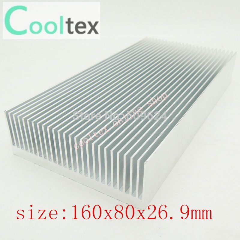 Free Shipping 150x69x36mm Heatsink, Aluminum Heat-Sink,CPU GPU VGA LED IC Heat Sink for Electronics,Computer Transistor