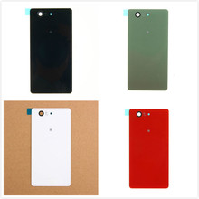 Rear Back Battery Door Housing Glass Cover Case Sony Xperia Z3 Compact Mini, - Eddogo Russia Store store