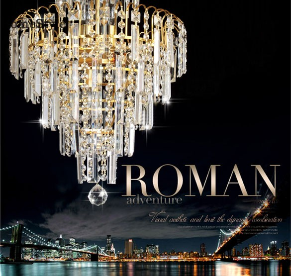 New Arrival Modern Crystal Chandelier Rhinestone Ceiling Chandeliers Lamp Yellow Us24(China (Mainland))