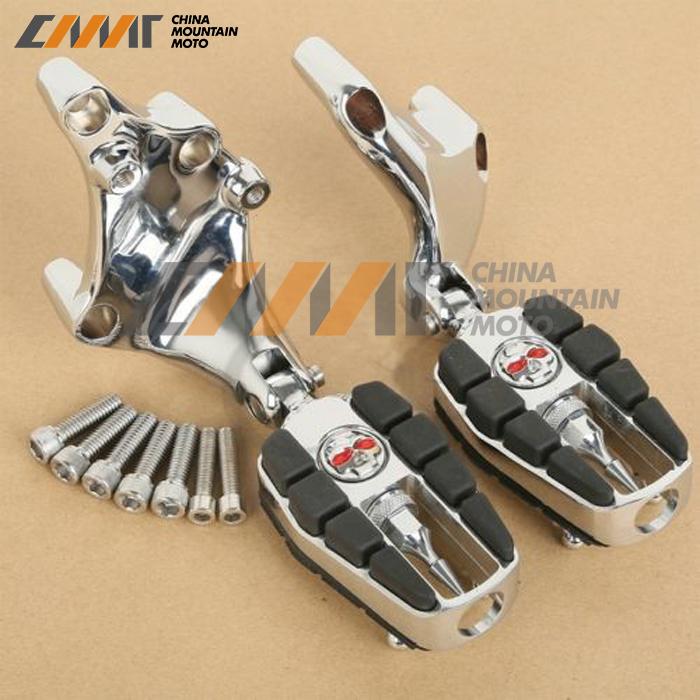 Мотоциклетные подножки из Китая