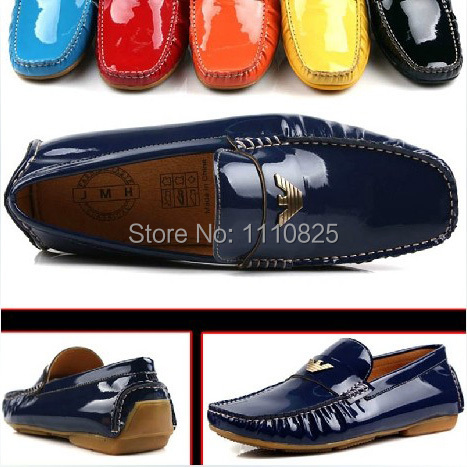 Фотография Free shipping JMH summer smooth leather / leather first layer leather men