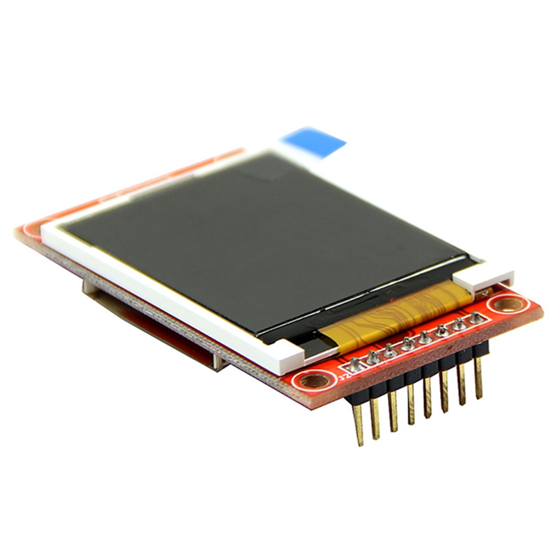"""OOTDTY 1.8"""" Serial 128X160 SPI TFT LCD Module Display + PCB Adapter Power IC SD Socket(China (Mainland))"""