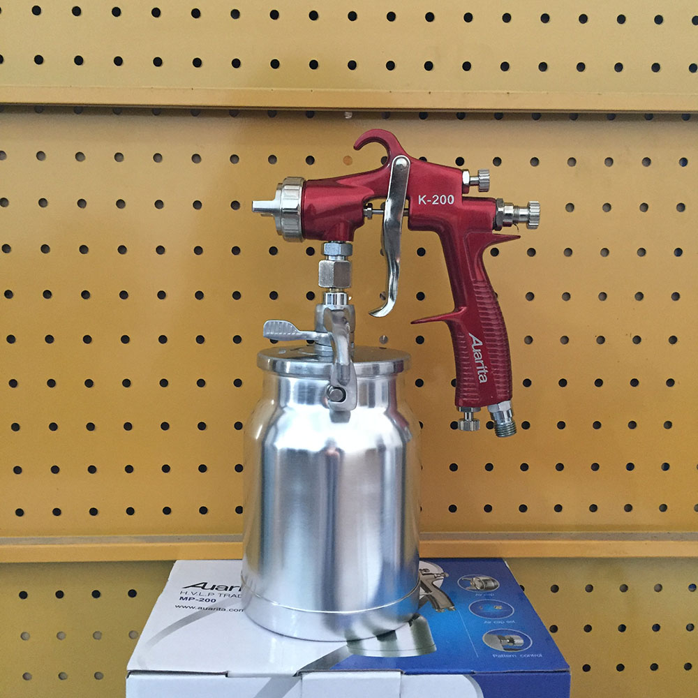 pneumatic spray gun for car automatic paint spray gun painting pistol<br><br>Aliexpress