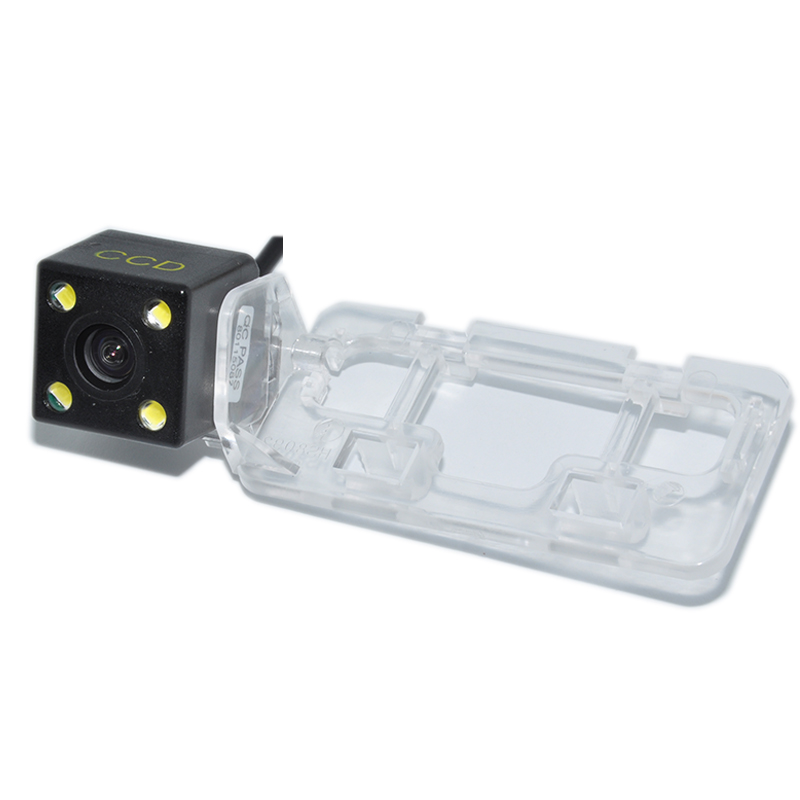 New CCD waterproof backup reverse parking car rear view camera for Geely Emgrand EC7 2012(China (Mainland))