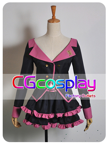 Free Shipping Cosplay Costume Vocaloid Sweet Devil New in Stock  Retail / Wholesale Halloween Christmas PartyОдежда и ак�е��уары<br><br><br>Aliexpress