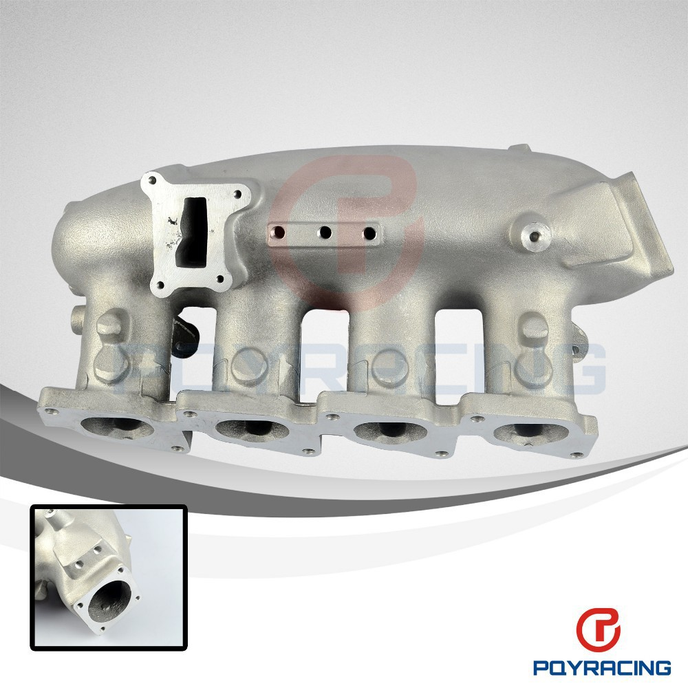 WLR STORE-INTAKE MANIFOLD For 89-94 NISSAN 240SX S13 SILVIA SR SR20DET SR20 TURBO INTAKE MANIFOLD CAST TURBO INTAKE MANIFOLD