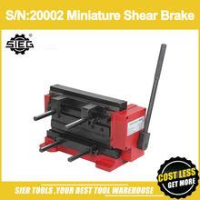 "S/N:20002 Miniature Shear Brake/SIEG 8"" Mini Shear/Brake/Manual Bending Machine(China (Mainland))"