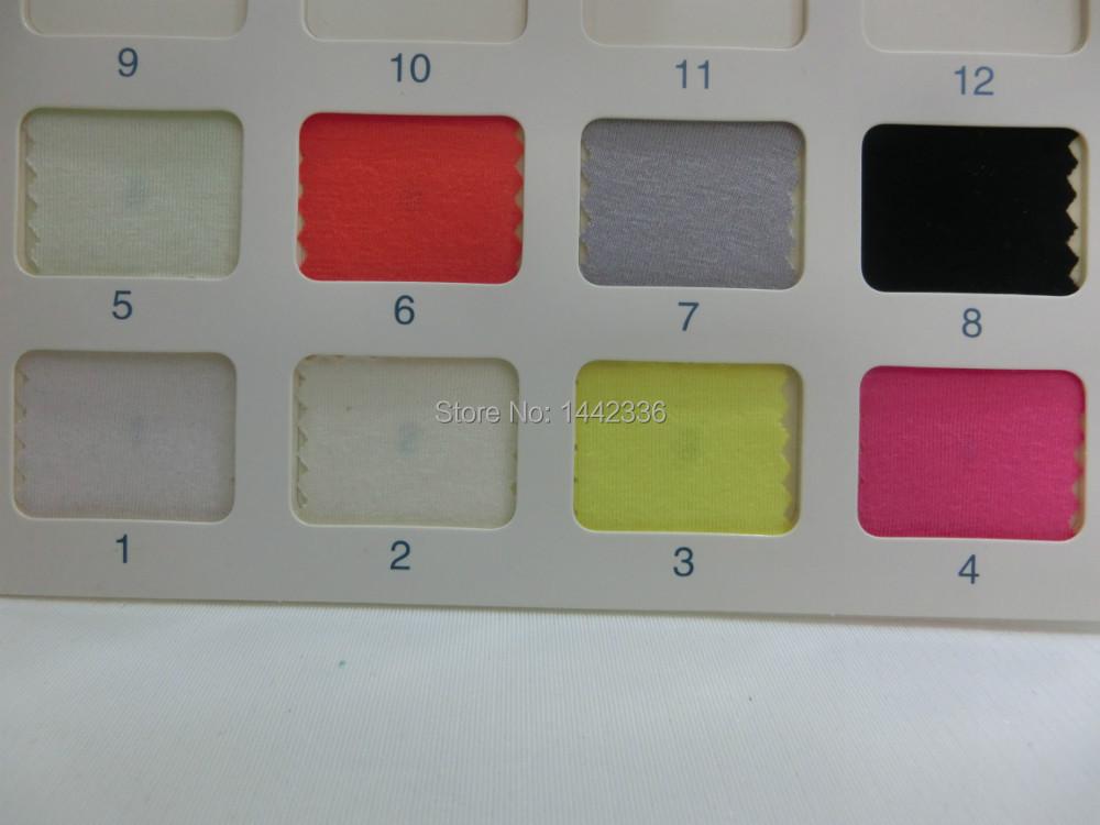 Bamboo fiber Lycra Knitting Jersey Fabric 5016#(China (Mainland))