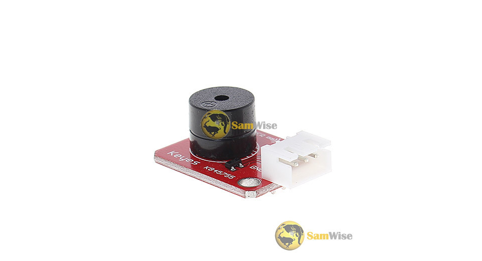 Fashionable! samwise KEYES 3-pin Active Buzzer Sound Module for Arduino Hot High-end(China (Mainland))