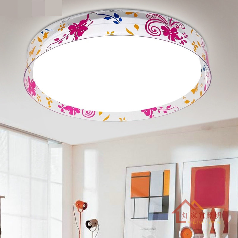 Kid Bedroom Light Ceiling Lamp Children Ceiling Lamp Remote Controller Dinning Room Kid Ceiling Lamp Home Lighting Fixture(China (Mainland))