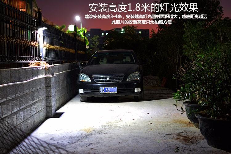 450LM 36 LED Solar Power Street Light 3 mode PIR Motion Sensor Light Garden Security Lamp Outdoor Street Waterproof Wall Lights