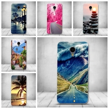 """Buy Silicone Case Meizu M2 Note Meilan Note 2 Paiting Back Soft TPU Cover Case Meizu M2 Note Meilan Note 2 M2Note 5.5"""" Cases for $1.32 in AliExpress store"""