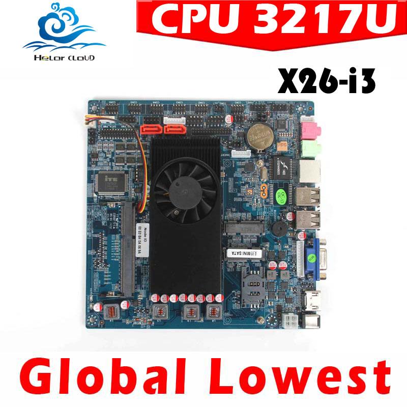 Здесь можно купить   Industrial Motherboard Intel core cpu i3 CPU Promotional price !!! Various Colors!!!   Компьютер & сеть