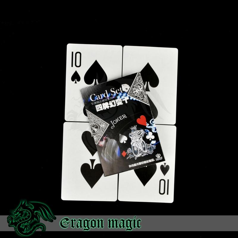 بطاقة كبيرة من 10-- eragon ماجيك ألعاب الخدع الجملة التجزئة(China (Mainland))