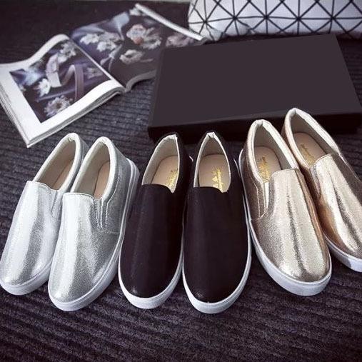 Бездельник осень весна черный блестками ткань обувь zapatos mujer плоским женщин туфли-квартиры свободного покроя туфли на платформе мокасины